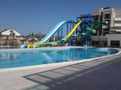 Crystal waterworld resort din belek turcia oferte hotel for Aqua piscine otterburn park